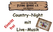 Country-Night am 14. September 2019